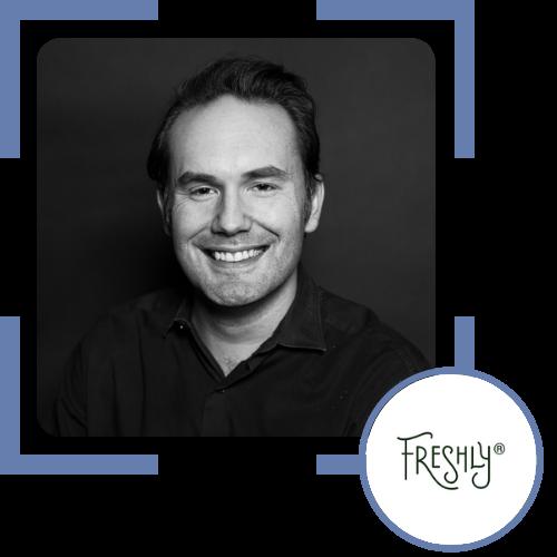 Colin Crowley | VP, Customer Experience | Freshly