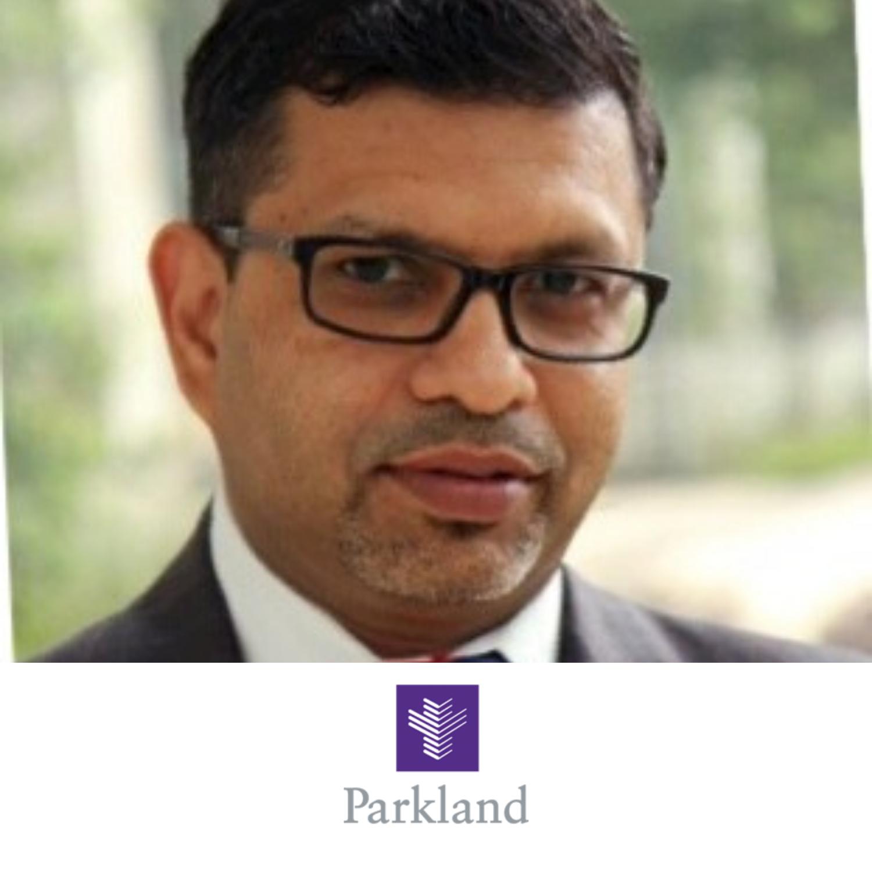 Vishal Bhalla, CXO, Parkland Health & Hospital System