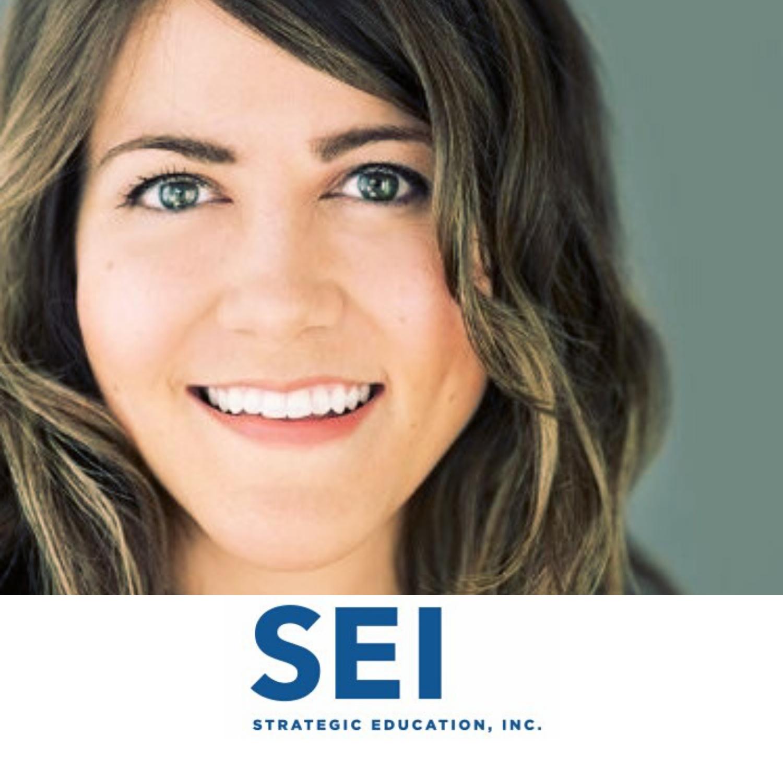 Amy Shioji, Head, CX & Insights, Strategic Education, Inc